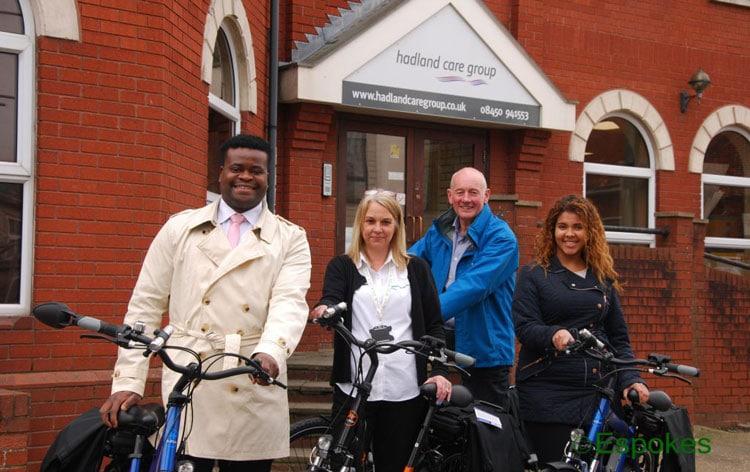 e-Bikes revolutionise travel!
