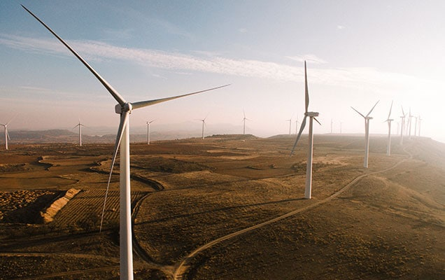UK generates 30% of electricity from renewables