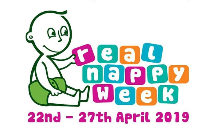 Starts 22nd April – Real Nappy Week 2019