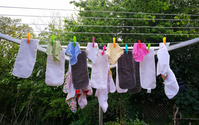Smelly Washable Nappies – Troubleshooter