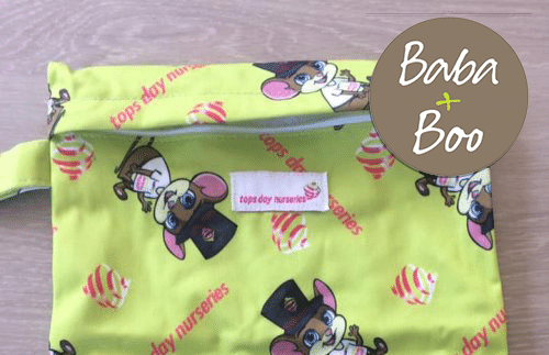Nappy Wet Bags / Storage Bags